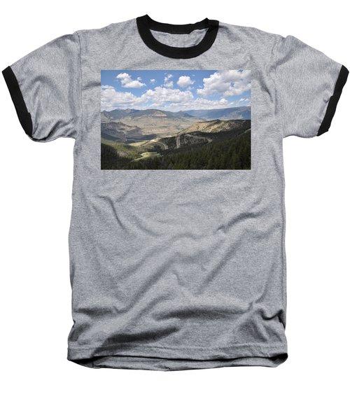 Starlight Basin Baseball T-Shirt