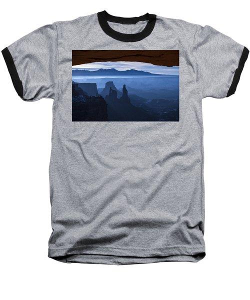 Starlit Mesa  Baseball T-Shirt