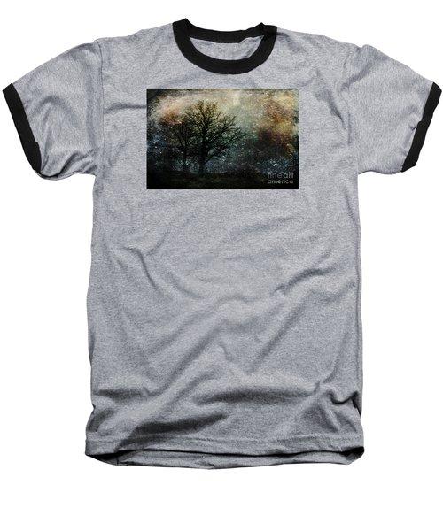Starry Night Baseball T-Shirt