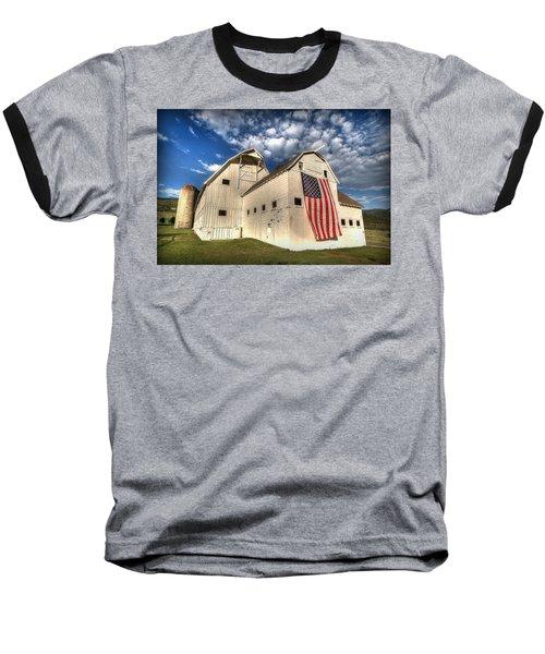 Stars And Stripes Baseball T-Shirt
