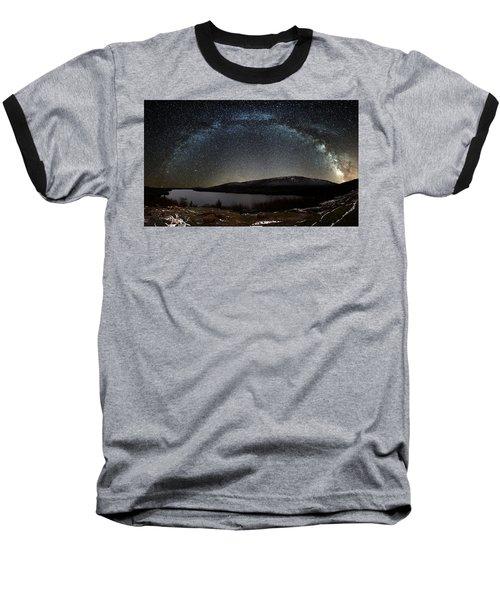 Stars Over Cadillac 1683 Baseball T-Shirt