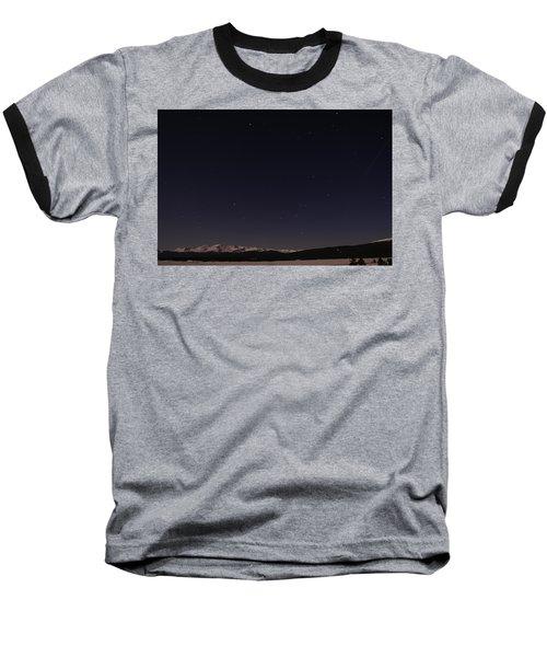 Stars Over Sawatch Baseball T-Shirt