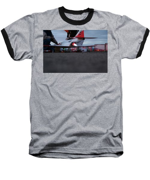 Baseball T-Shirt featuring the photograph Startup by David S Reynolds