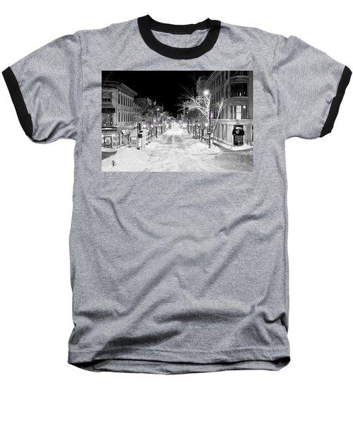 State Street Madison Baseball T-Shirt