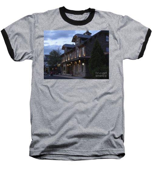 Station Baseball T-Shirt