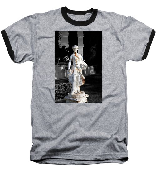Statue Baseball T-Shirt