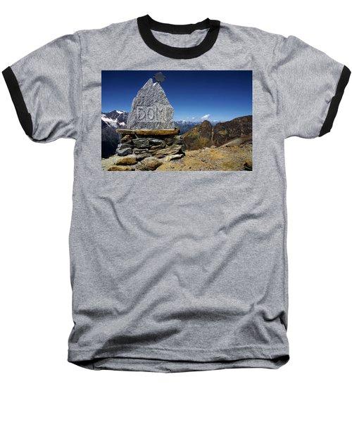 Statue The Dom Baseball T-Shirt