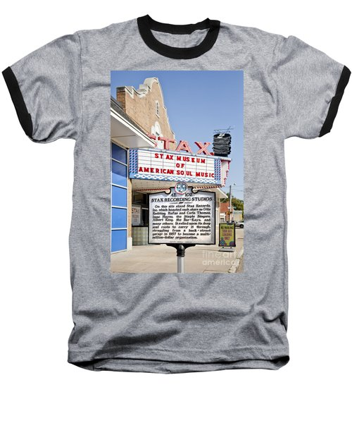 Stax Baseball T-Shirt