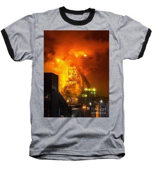 Steam And Light Baseball T-Shirt