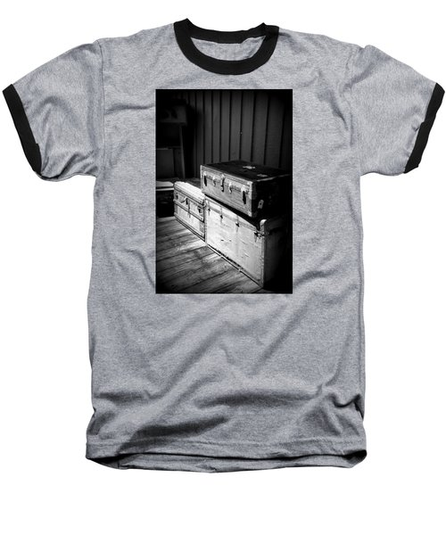 Steamer Trunks Baseball T-Shirt