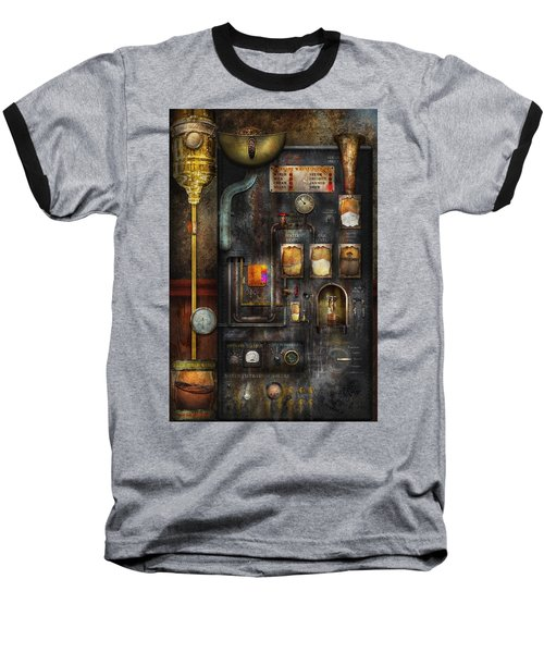 Steampunk - All That For A Cup Of Coffee Baseball T-Shirt