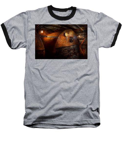 Steampunk - Plumbing - The Home Of A Stoker  Baseball T-Shirt