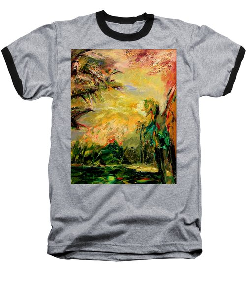 Steamy Cove Baseball T-Shirt