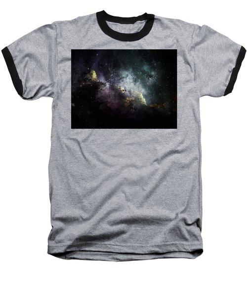 Baseball T-Shirt featuring the photograph Stellar 2 by Cynthia Lassiter