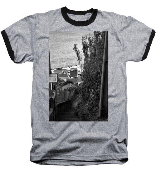 Step Down Baseball T-Shirt