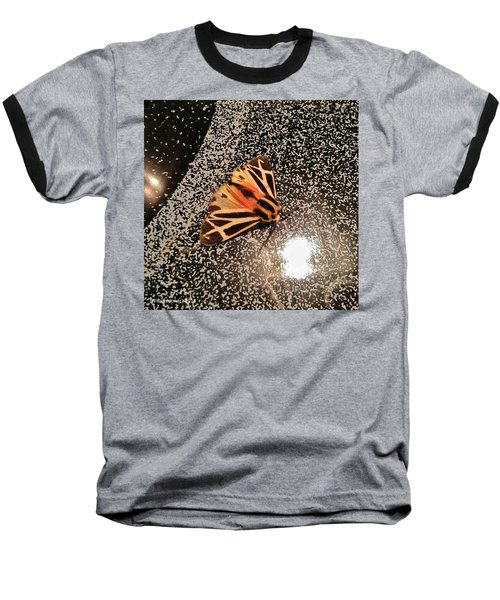 Step Into The Light Baseball T-Shirt