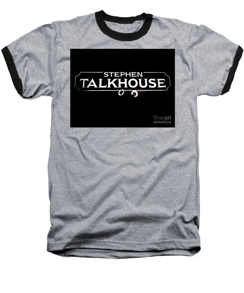Stephen Talkhouse Baseball T-Shirt