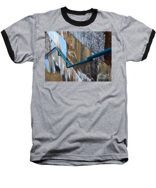 Stepping Outside The Lines Baseball T-Shirt