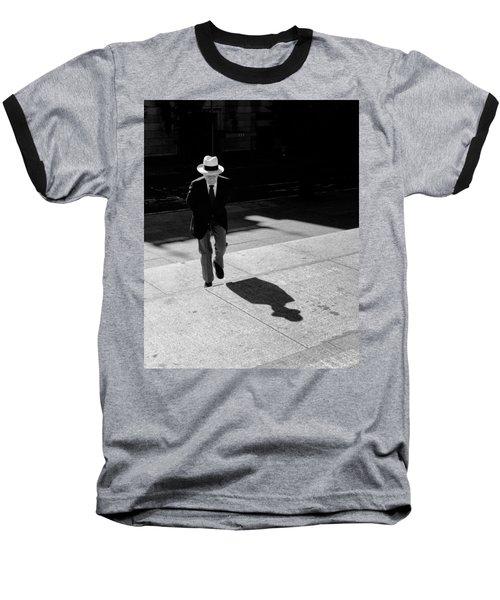 Steps Of Metropolitan Museum Baseball T-Shirt