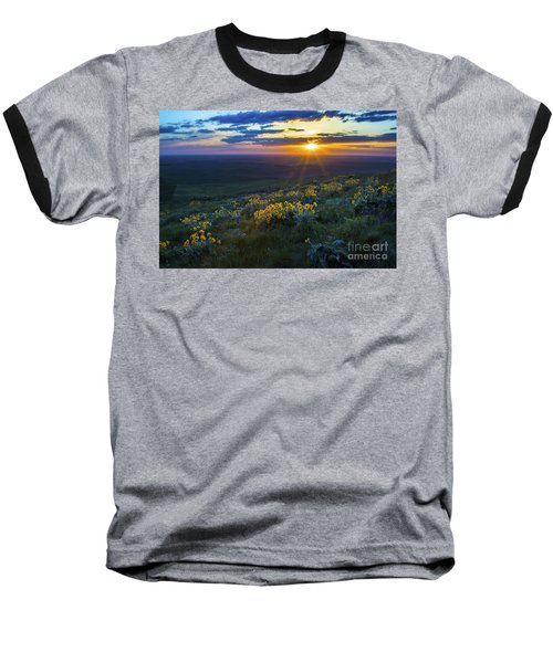 Steptoe Sunset Baseball T-Shirt