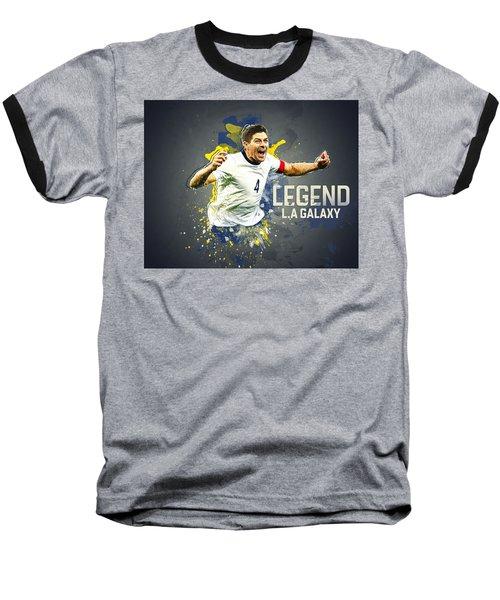 Steven Gerrard Baseball T-Shirt