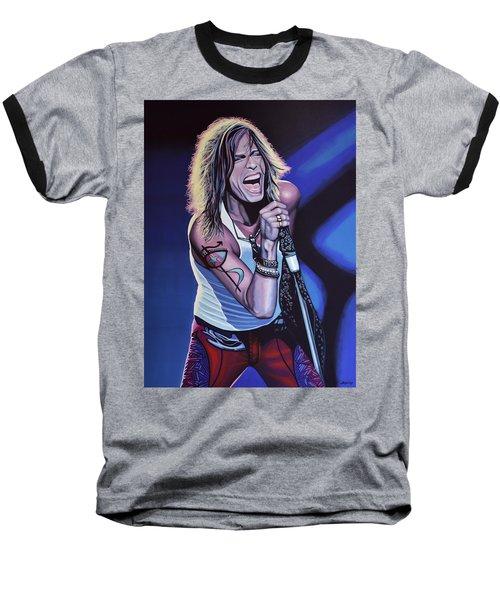 Steven Tyler 3 Baseball T-Shirt