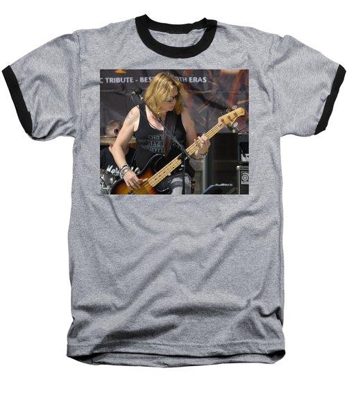 Stevie Conlon Tnt Chicago Band Baseball T-Shirt