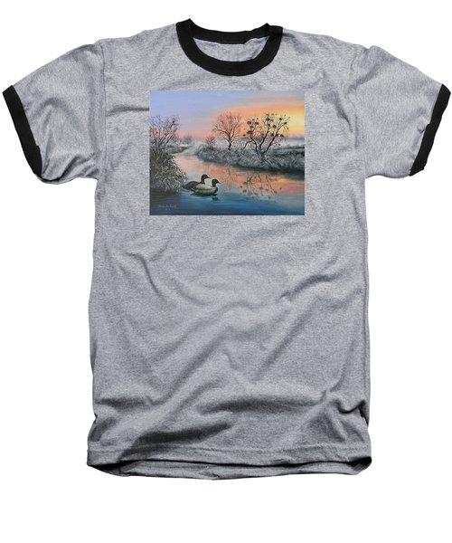 Still Beauty Baseball T-Shirt