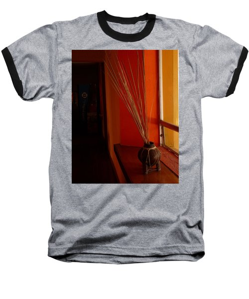Baseball T-Shirt featuring the photograph Still Life In Baja by Alan Socolik