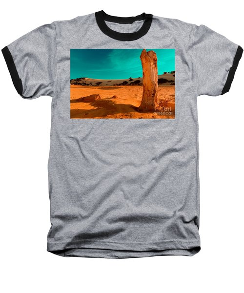 Still Standing Baseball T-Shirt