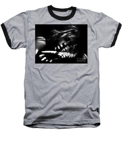 Stillness Speaks Baseball T-Shirt