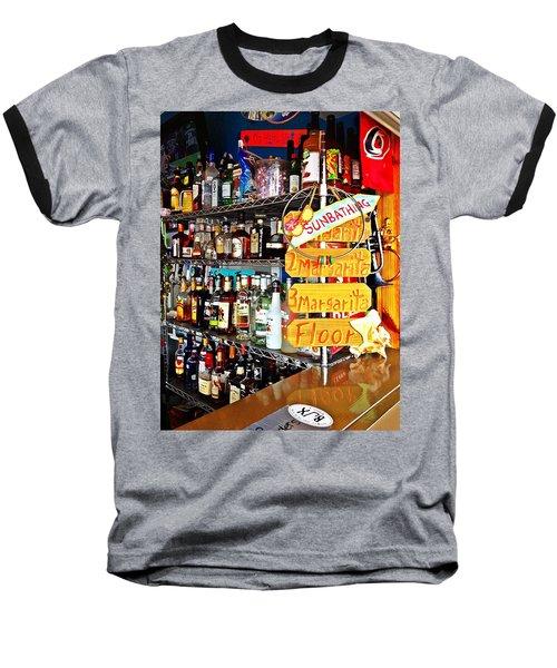 Stocked Bar At Jax Baseball T-Shirt