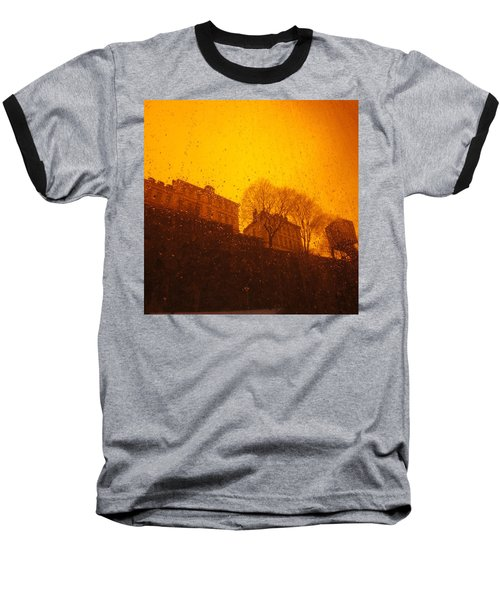Stockholm The Heights Of South In Silhouette Baseball T-Shirt