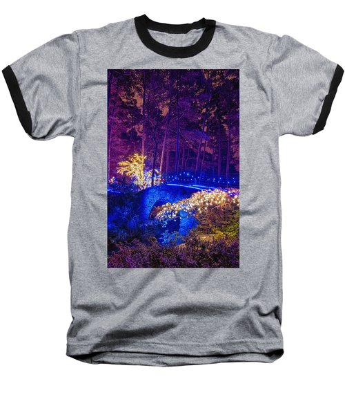 Stone Bridge - Full Height Baseball T-Shirt