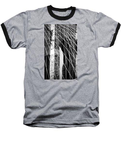 Stone Mortar And Steel Baseball T-Shirt by John Schneider