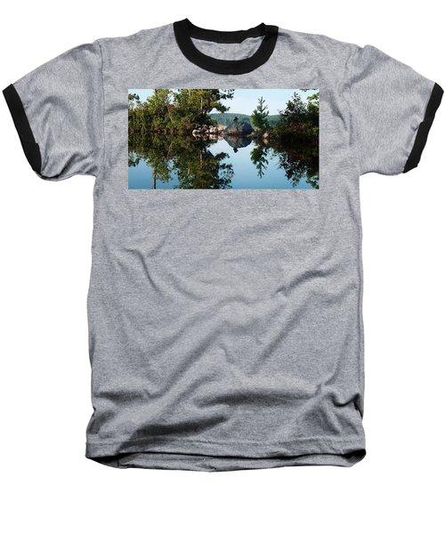 Stone Stacking Baseball T-Shirt