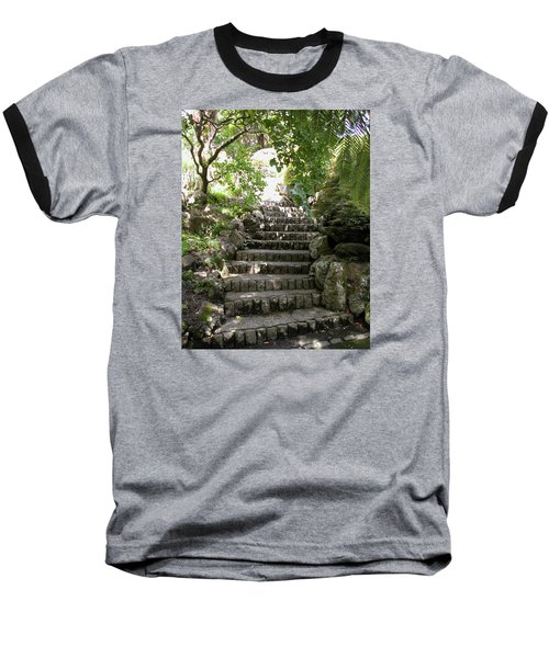 Stone Steps Baseball T-Shirt