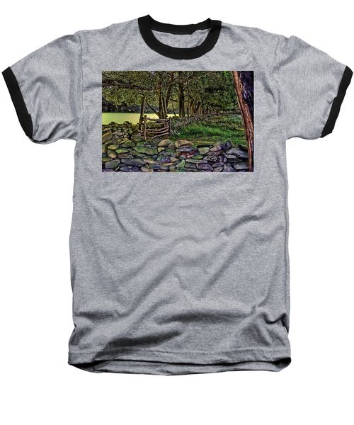 Stone Walled Baseball T-Shirt