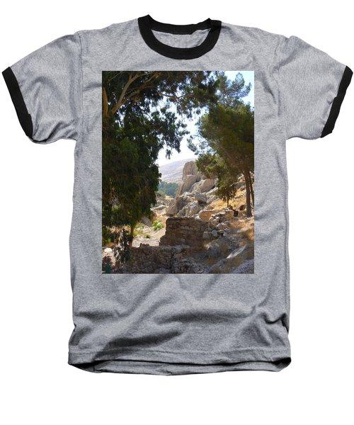 Stony Paths Baseball T-Shirt