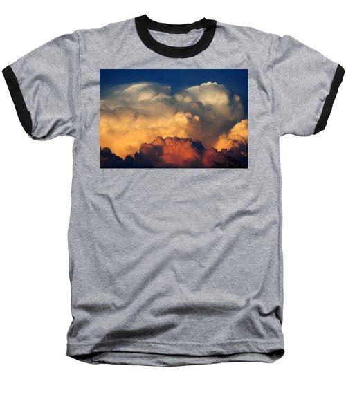 Storm Clouds Baseball T-Shirt