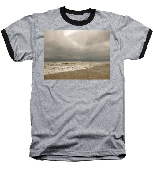 Storm Clouds Baseball T-Shirt