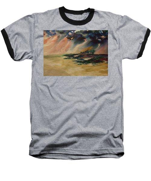 Storm In The Heartland Baseball T-Shirt