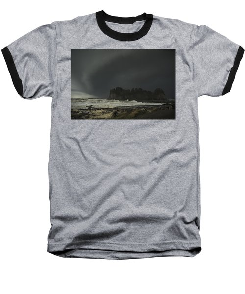 Storm Is Coming North West Wa Baseball T-Shirt
