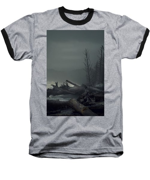 Storm Aftermath Baseball T-Shirt