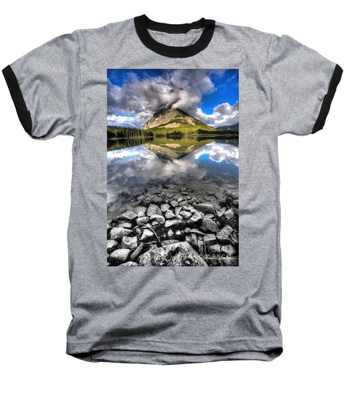 Storm Mountain II Baseball T-Shirt