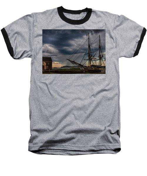 Storm Passing Salem Baseball T-Shirt