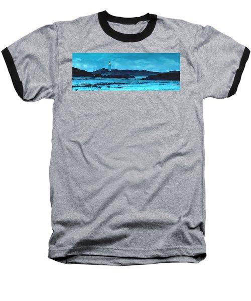 Storm's Brewing Baseball T-Shirt by Sophia Schmierer