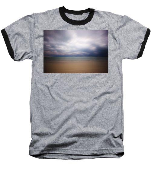 Stormy Calm Baseball T-Shirt