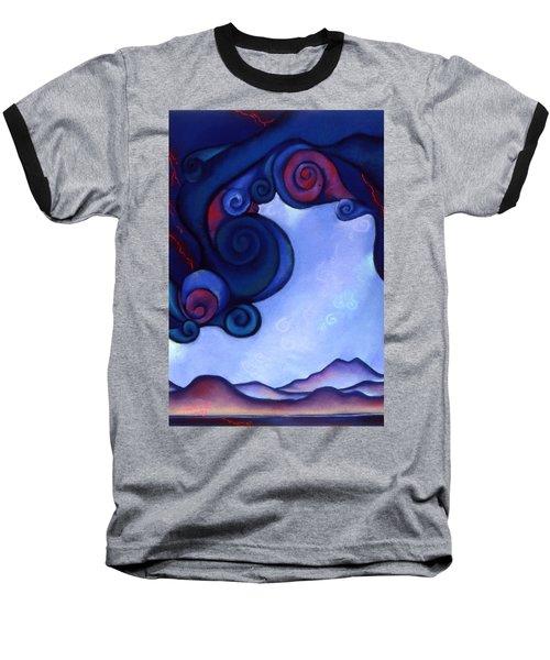 Stormy Baseball T-Shirt