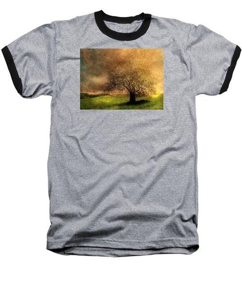 Stormy Weather Baseball T-Shirt